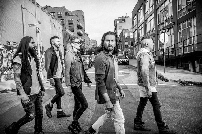 pop evil promo - Pop Evil - Pop Evil (Album Review)