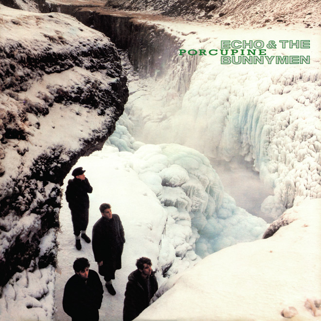 porcupine album - Echo & The Bunnymen - Porcupine Turns 35