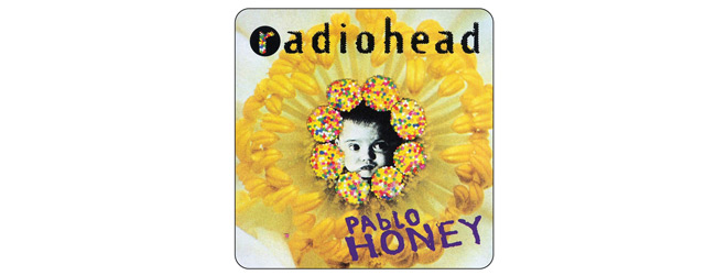 radio slide - Radiohead - Pablo Honey 25 Years Later