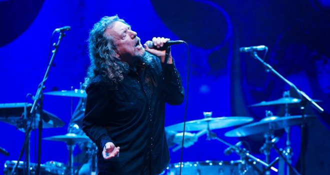 robert plant live - Robert Plant & The Sensational Space Shifters at David Lynch's Festival of Disruption (Live DVD Review)