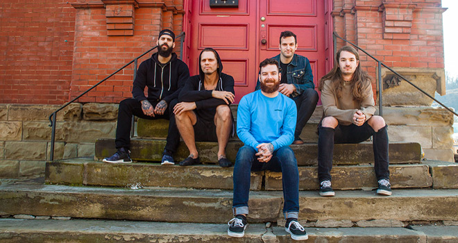 senes promo - Senses Fail - If There Is Light, It Will Find You (Album Review)