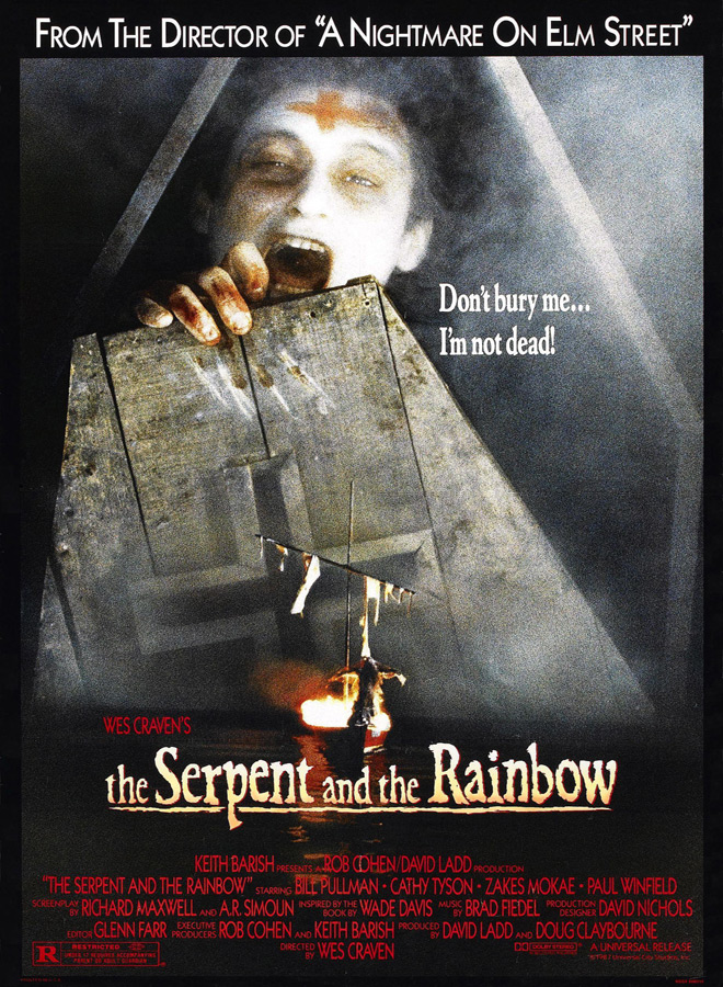 serpent and rainbow - The Serpent and the Rainbow - Casting Doubts For 30 Years