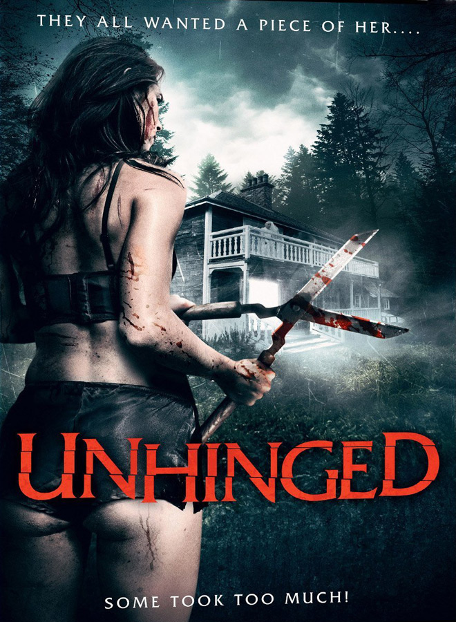 unhinged poster - Unhinged (Movie Review)