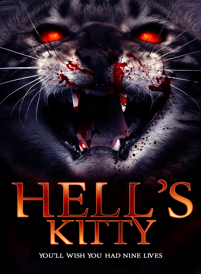 Hells Kitty Key Art - Hell's Kitty (Movie Review)