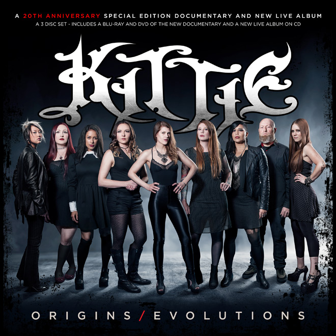 Kittie Album Origins - Interview - Morgan Lander of Kittie