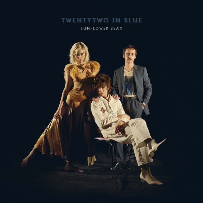 Sunflower Bean Twentytwo in Blue album art - Sunflower Bean - Twentytwo in Blue (Album Review)
