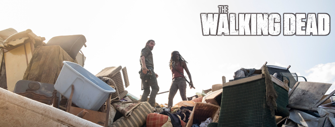 TWD 810 GP 0908 0291 RT - The Walking Dead - The Lost and the Plunderers (Season 8/ Episode 10 Review)