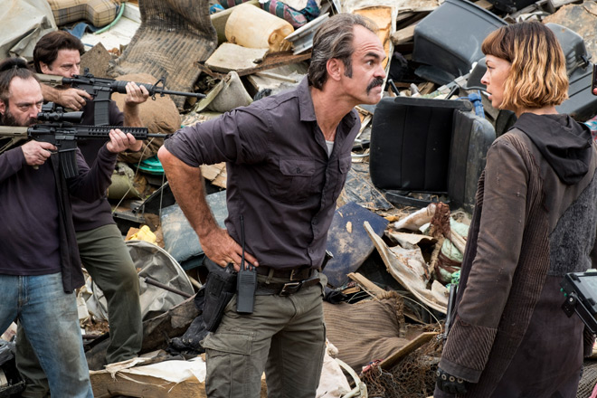 TWD 810 GP 0914 0226 RT - The Walking Dead - The Lost and the Plunderers (Season 8/ Episode 10 Review)