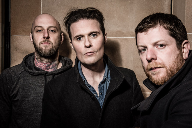 The Fratellis by Nicky Sims - The Fratellis - In Your Own Sweet Time (Album Review)