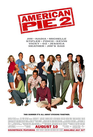 american pie two - Interview - Thomas Ian Nicholas