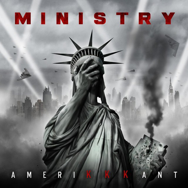 amerikkkant - Interview - Tony Campos of Ministry