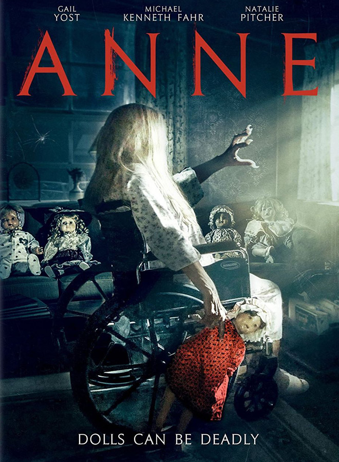 anne poster - Anne (Movie Review)