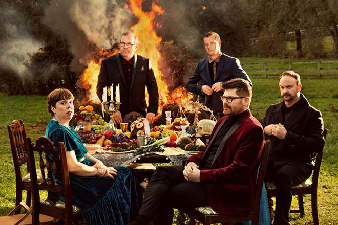 dec promo - The Decemberists - I'll Be Your Girl (Album Review)