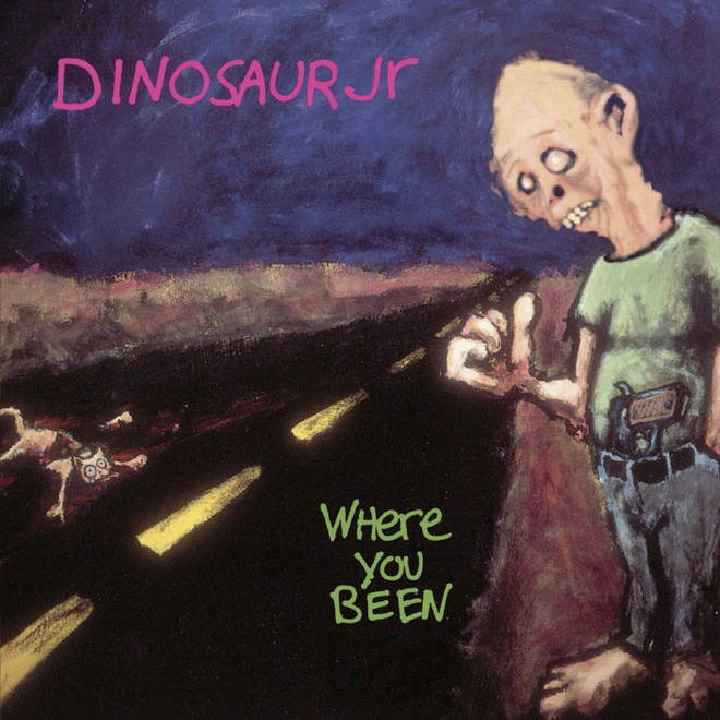 dinosaur jr - Dinosaur Jr. - Where You Been 25 Years Later