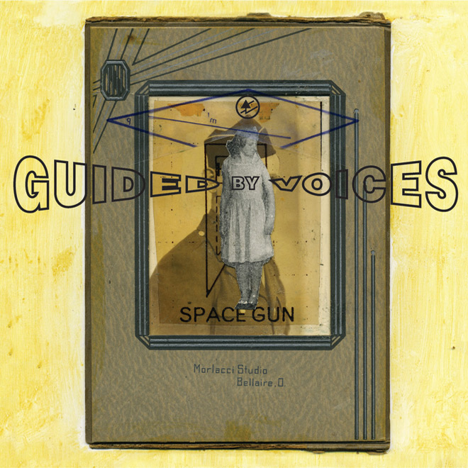 guided album - Guided by Voices - Space Gun (Album Review)