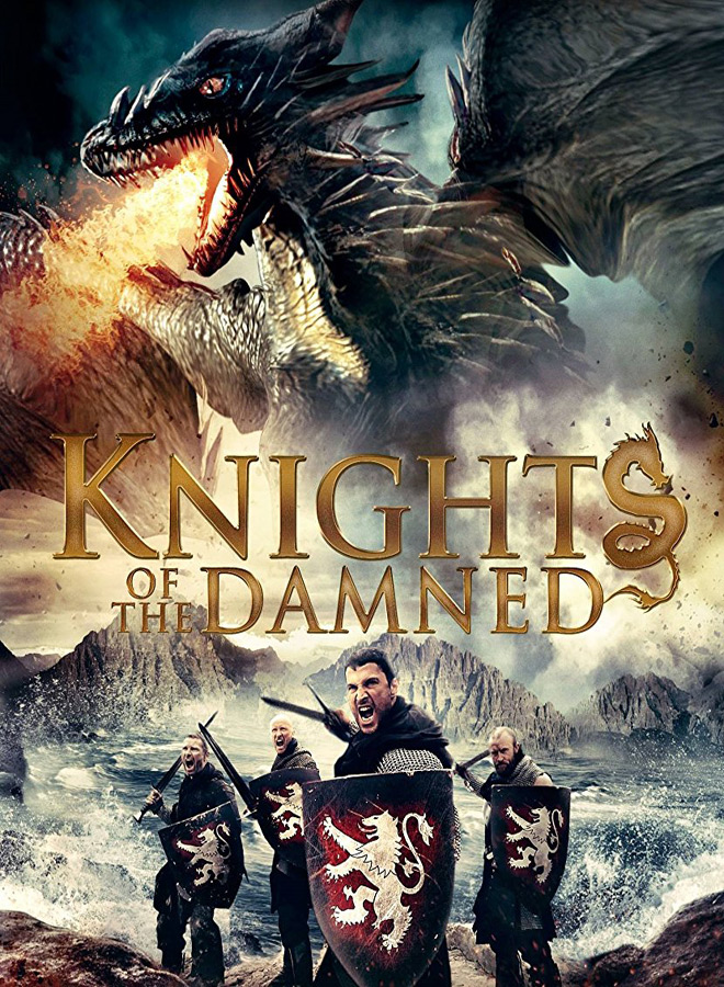 knights poster - Knights of the Damned (Movie Review)