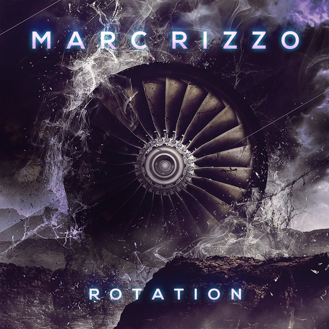 marc - Marc Rizzo - Rotation (Album Review)