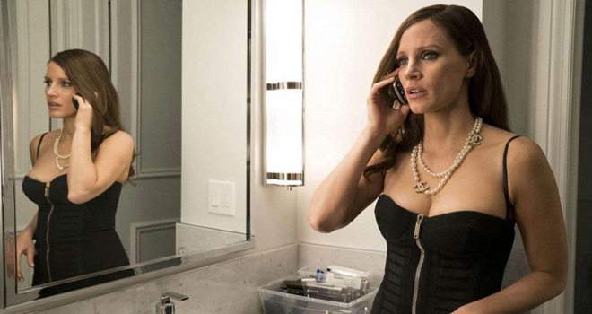 mollys 3 - Molly's Game (Movie Review)