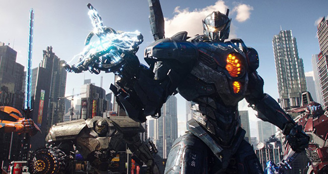 paicific 3 - Pacific Rim Uprising (Movie Review)