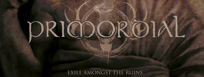 primordial exile slide - Primordial - Exile Amongst The Ruins (Album Review)