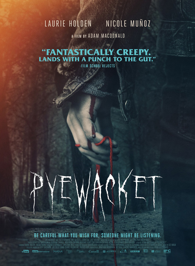 pyewacket poster - Pyewacket (Movie Review)
