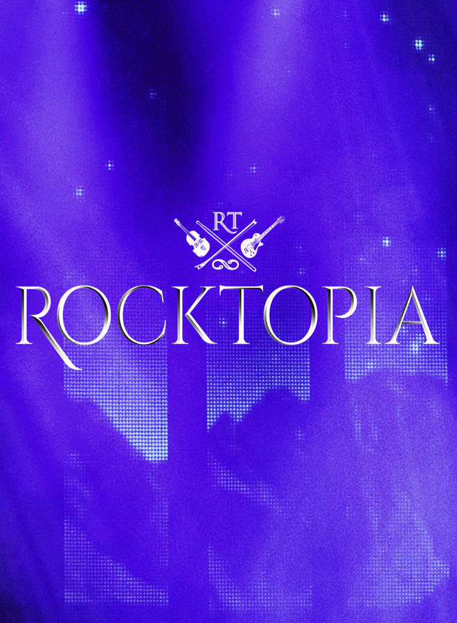 rocktopia poster - Rocktopia Set To Take On Broadway