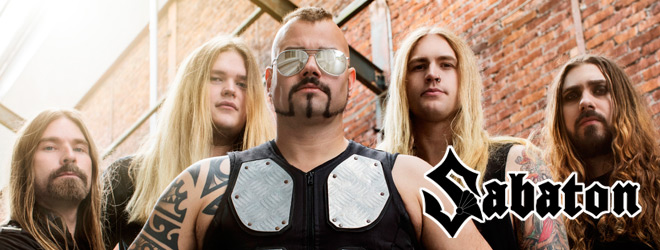 sabaton 2018 interview - Interview - Pär Sundström of Sabaton Talks Life On The Road