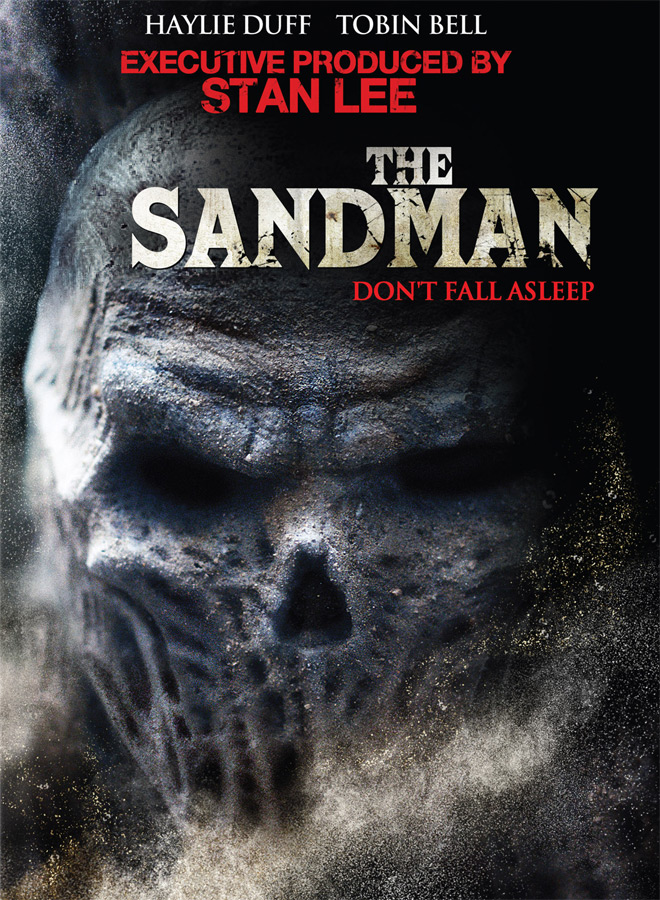 sandman cover - The Sandman (Movie Review)