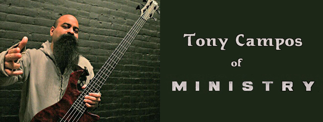 tony slide - Interview - Tony Campos of Ministry