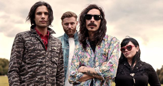 turbo promo - Turbowolf - The Free Life (Album Review)