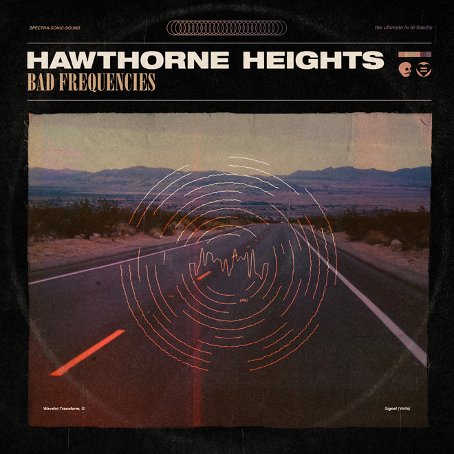 Bad Frequencies Cover Art - Hawthorne Heights - Bad Frequencies (Album Review)
