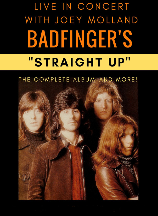 Badfinger.StraightUp.generic.poster - Interview - Joey Molland of Badfinger