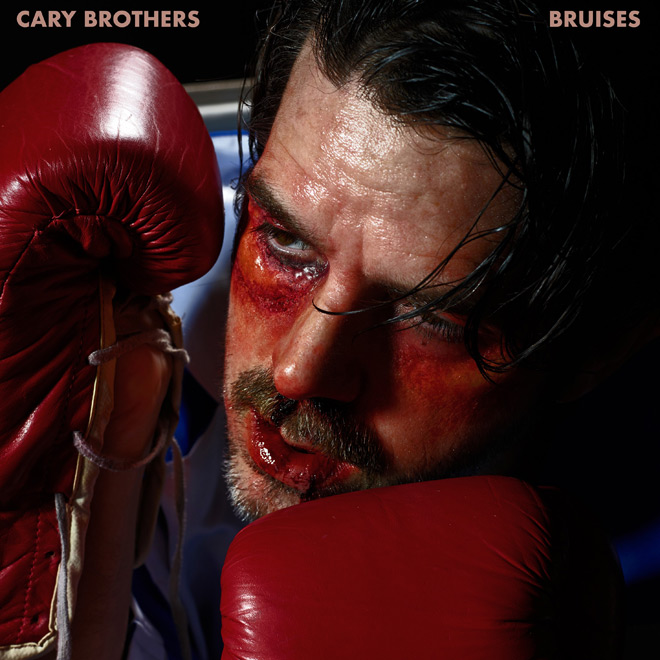 Cary Brothers Bruises Cover Art - Cary Brothers - Bruises (Album Review)