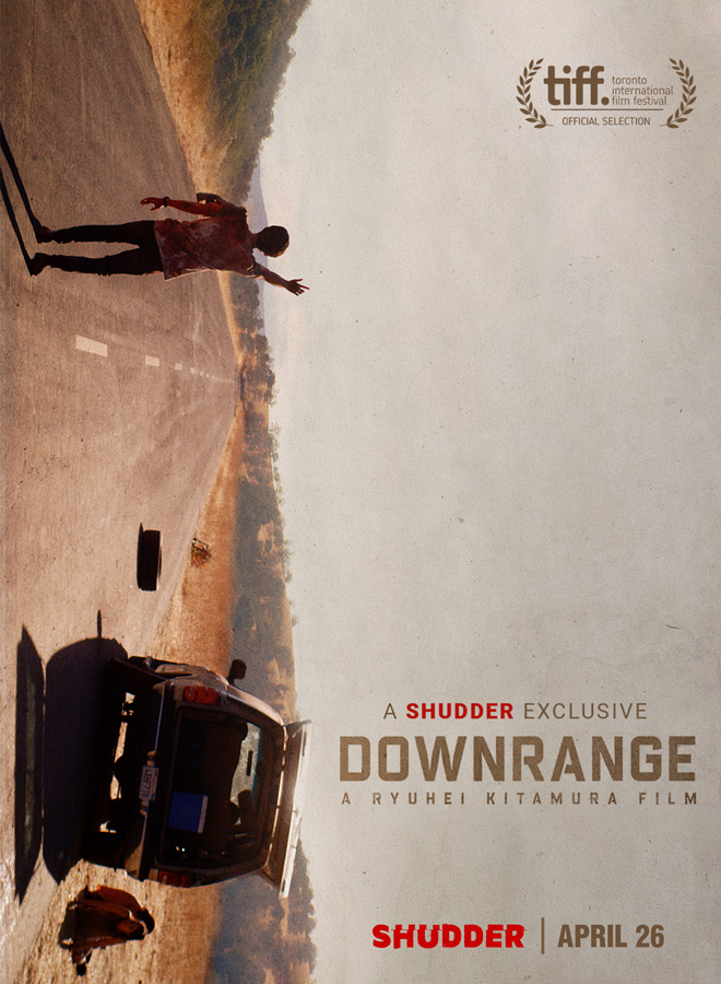Downrange Poster Full Size - Downrange (Movie Review)