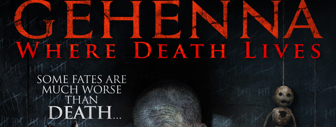 GEHENNA slide - Gehenna: Where Death Lives (Movie Review)