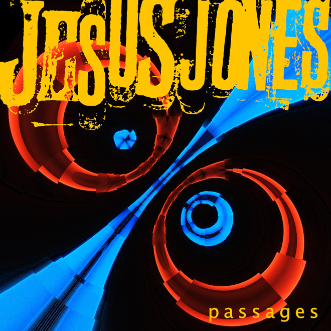 Jesus Jones Passages Album - Jesus Jones - Passages (Album Review)