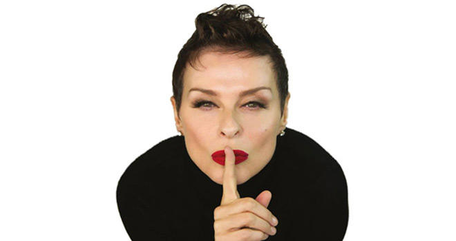 Lisa Stansfield 18 promo - Interview - Lisa Stansfield