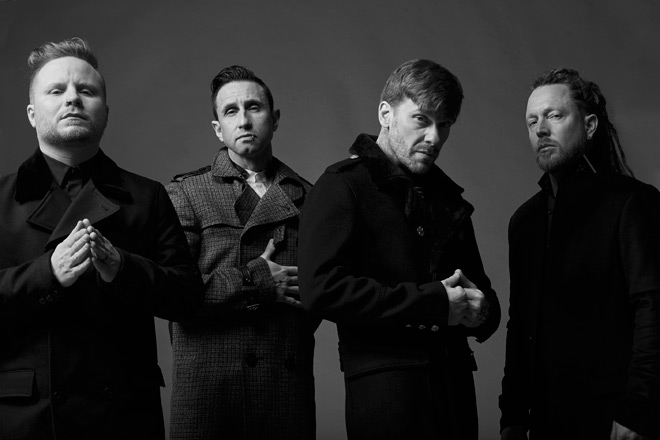 Shinedown credit Jimmy Fontaine - Shinedown - ATTENTION ATTENTION (Album Review)