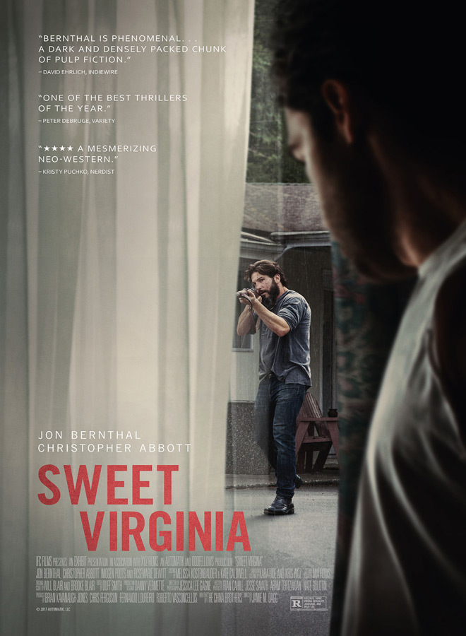 SweetVirginia poster - Sweet Virginia (Movie Review)