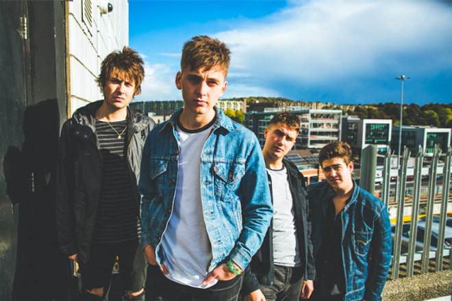 The Sherlocks 2 - Interview - Kiaran Crook of The Sherlocks