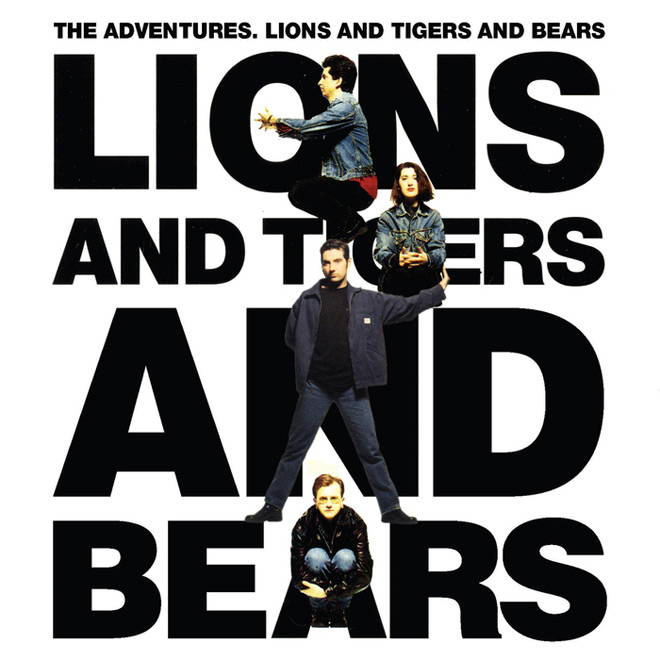 adven - The Adventures - Lions and Tigers and Bears 25 Years Later