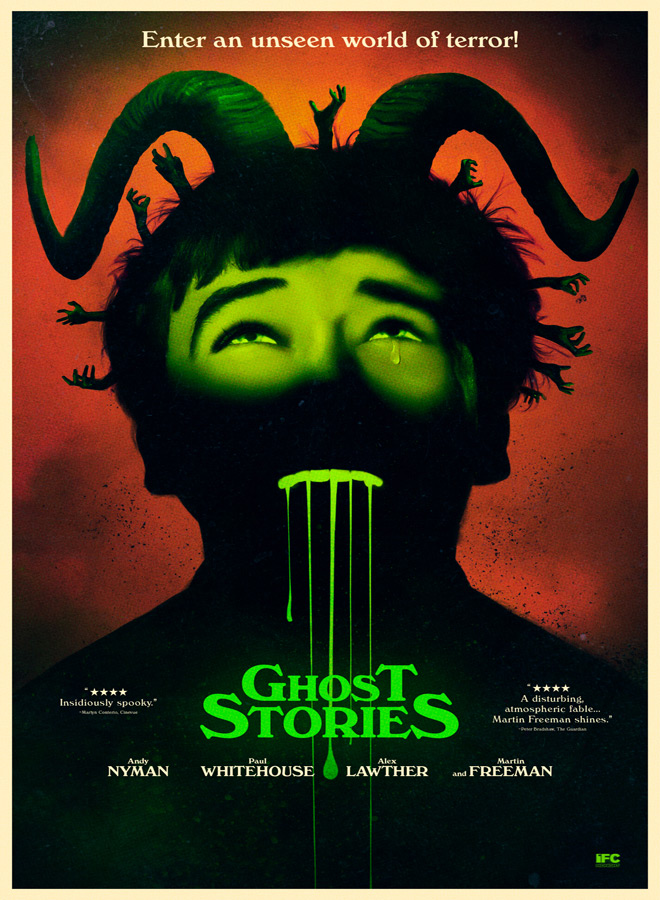 ghost poster - Ghost Stories (Movie Review)