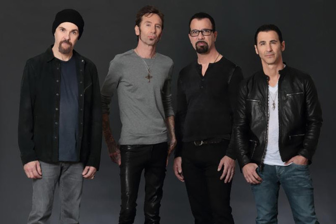 godsmack 2018 - Godsmack - When Legends Rise (Album Review)