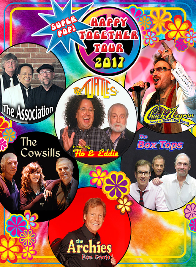 happy together - Interview - Bill Cunningham of The Box Tops