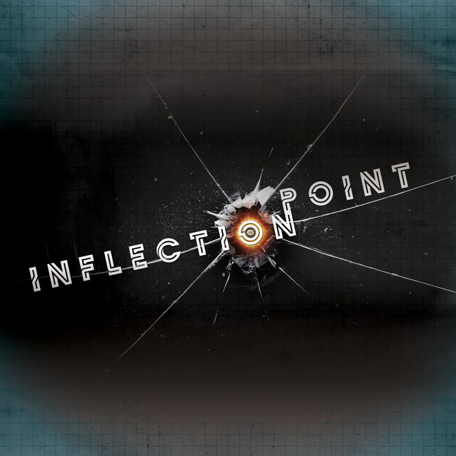 inflection point cover - Developing Artist Showcase - Inflection Point