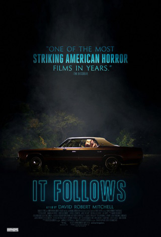 it follows mini - Interview - Michael Welch