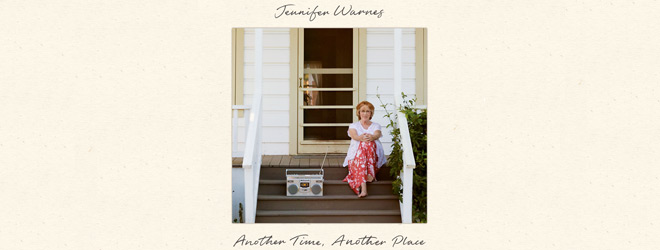jennifer slide - Jennifer Warnes - Another Time, Another Place (Album Review)