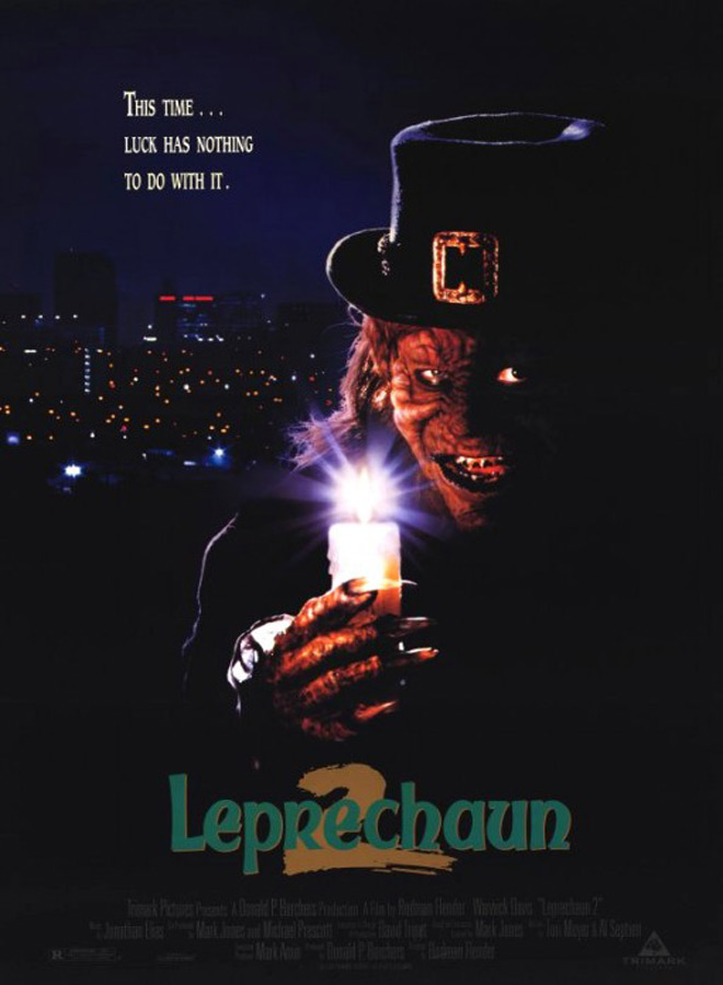 lep 2 poster - This Week In Horror Movie History - Leprechaun 2 (1994)
