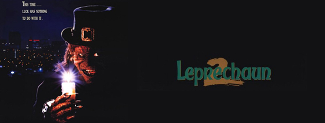 lep 2 slide - This Week In Horror Movie History - Leprechaun 2 (1994)