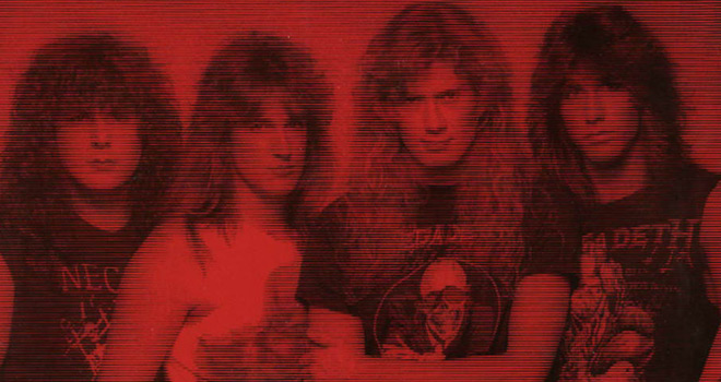 megadeth promo - Megadeth - So Far, So Good...So What! 30 Years Later